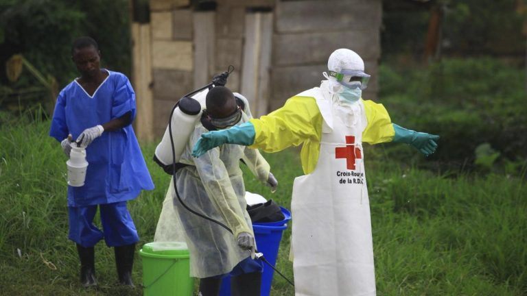 A vaccine to save the world from an Ebola epidemic