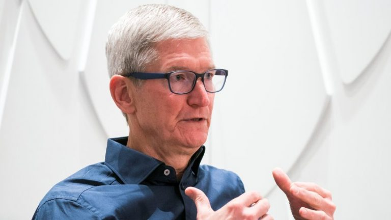 """Apple CEO Cook on privacy and security: """"Otherwise you will be hacked"""""""