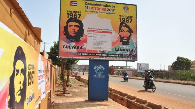 Assassination of Thomas Sankara: Africa's Che Guevara
