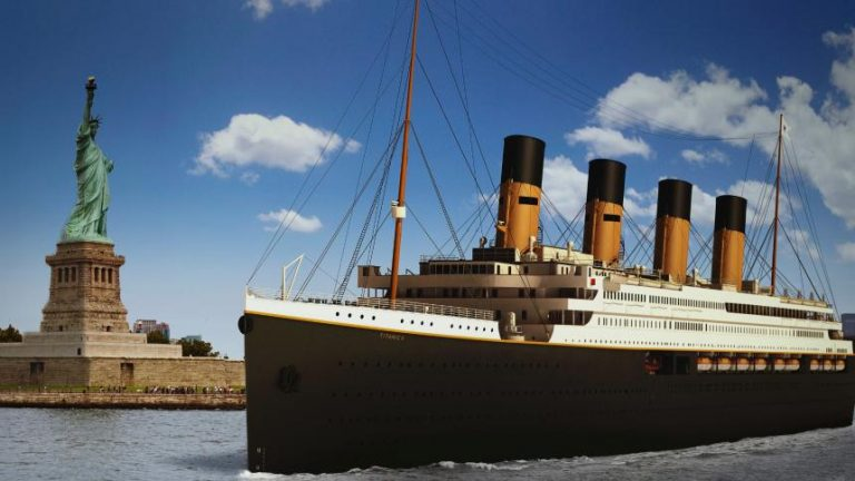 Delayed replica: Titanic II to drop 2022 – on the original route