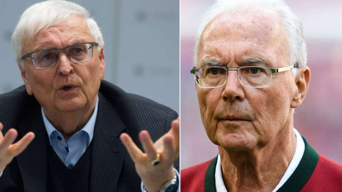 Physician feared danger to life for Franz Beckenbauer