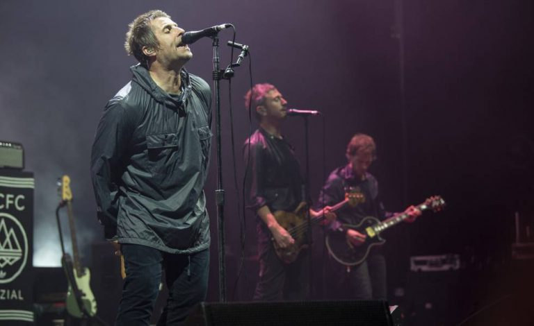 The MTV awards the trajectory of Liam Gallagher and make him a 'Rock Icon'