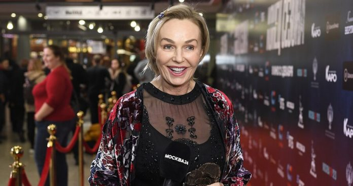 Actress Natalia Andreichenko responded to the accusations in