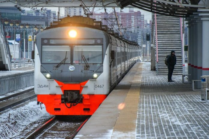Additional trains will run from Serpukhov to Moscow