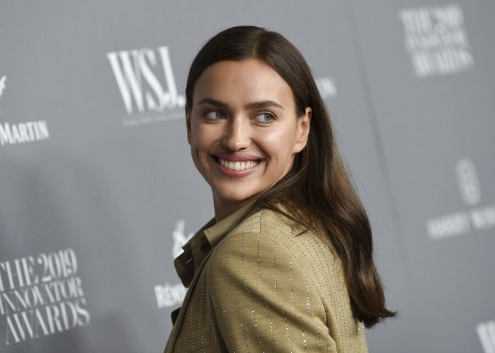 Irina Shayk first told about the breakup with Bradley Cooper