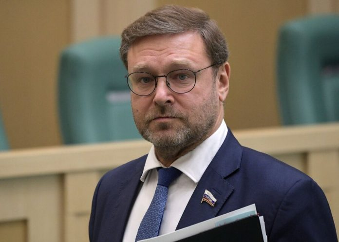 Kosachev criticized the PACE resolution with claims to Russia