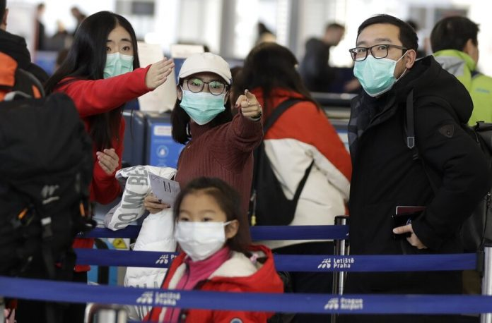 Russia restricts flights to China from 1 February