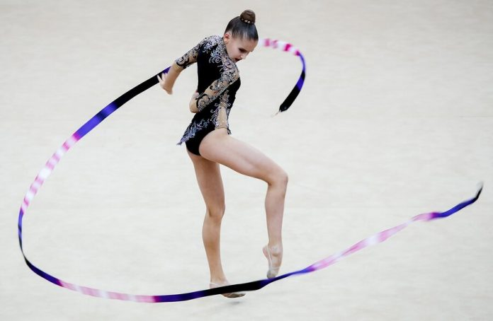 TH rhythmic gymnastics will be held in Moscow in 2023