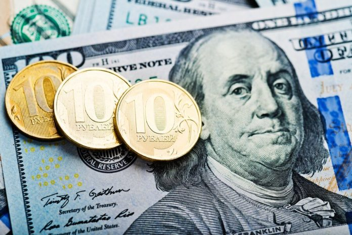 The dollar exceeded 63 rubles for the first time since December 12