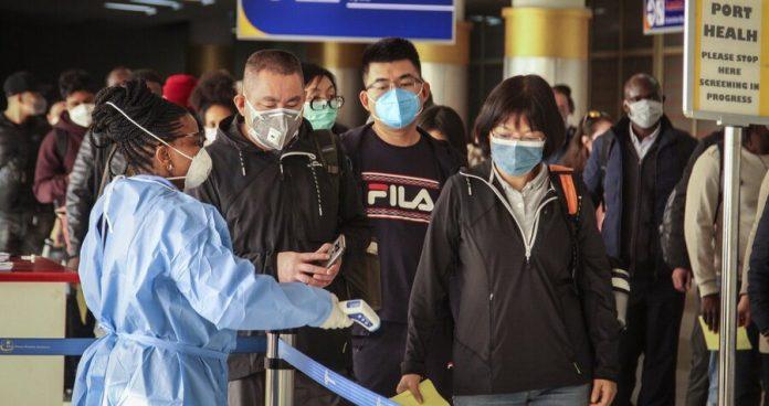 The who declared the outbreak of the novel coronavirus emergency