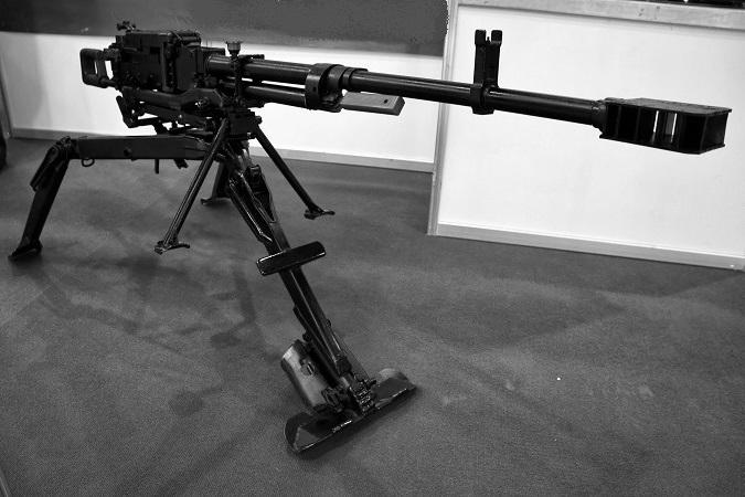 A Russian machine gun called the best in the world