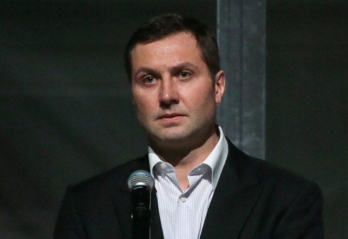 Alexei Morozov was elected President of the Continental hockey League