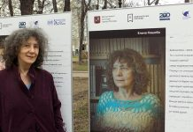Dead poet Elena Katsyuba