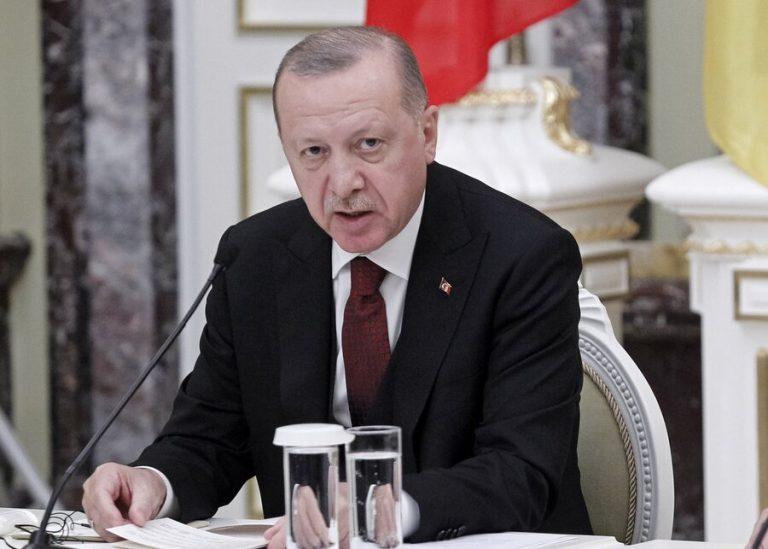 Erdogan intends to discuss the situation in Idlib Putin, Merkel and Macron