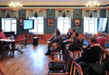 In libraries and cultural centers in the capital have prepared a festive program for February 23