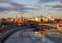 In Moscow recorded a fifth consecutive temperature record