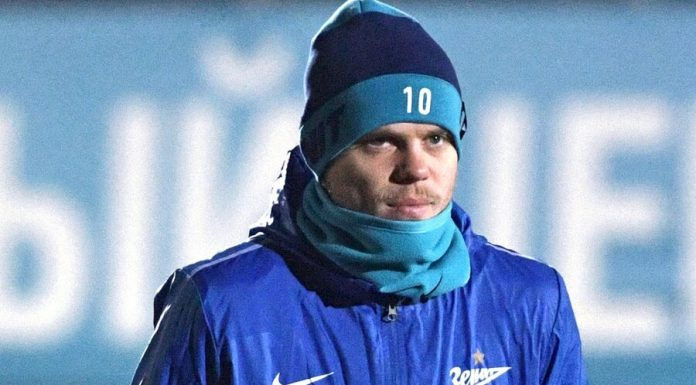Kokorin is ready to move to Sochi on loan until the end of the season