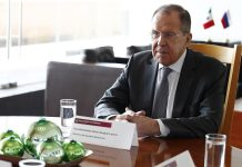 Lavrov commented on the possible talks on the middle East