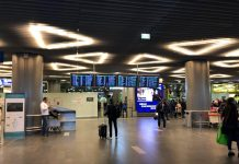 Moscow airports reported delays of flights