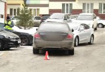 SC opened a criminal case after hitting the car of the journalist in Krasnoyarsk