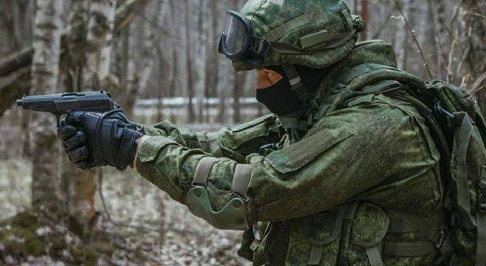 SR-1: how to shoot superpicture Russian special forces