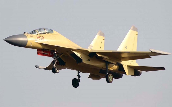 Than the Chinese fighter J-16 better than the Russian su-27