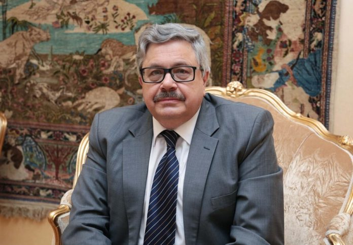 The Ambassador of Russian Federation in Turkey has received threats because of the events in Syria