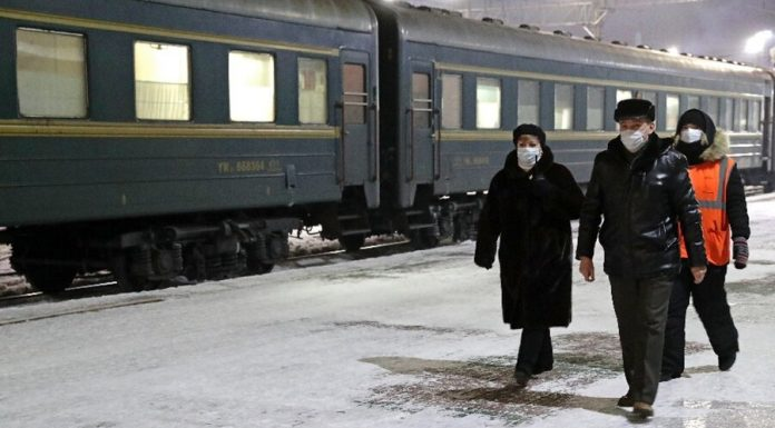 The citizen of China were hospitalized from the train Kiev – Moscow in the Bryansk