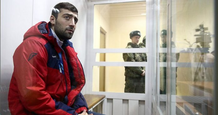 The court upheld the arrest of boxer Kushitashvili