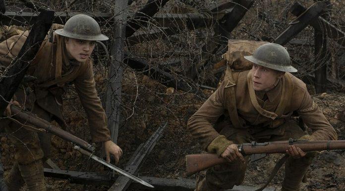 "The film ""1917"" received a BAFTA film award"
