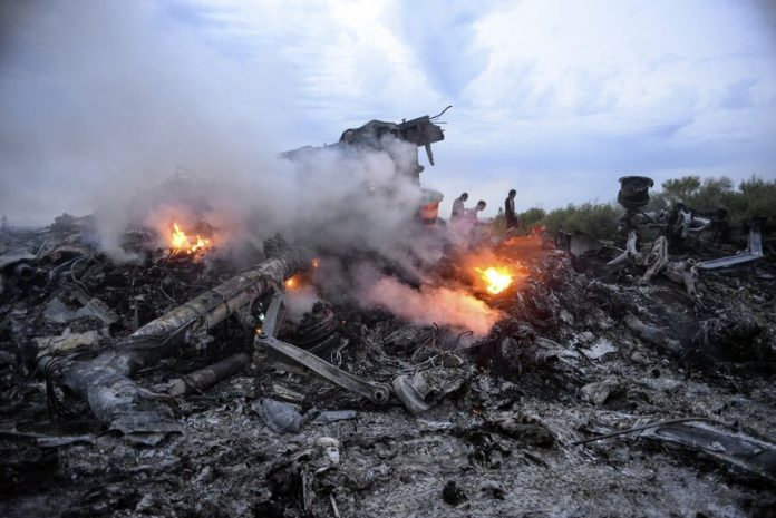 The Netherlands refused to give Russia the case of MH17