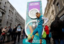 The official platform for the resale of tickets for Euro 2020 will earn 26 Feb