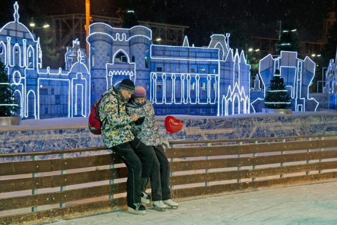 The Russians refused expensive gifts on Valentine's Day