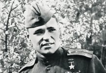 Vladimir Podgorbunsky: bandit, which became the best front-line scout