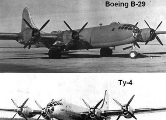 """Why in the USSR copied the American """"flying fortress"""" B-29"""