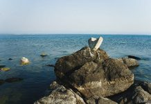 Why lake Baikal can become the ocean