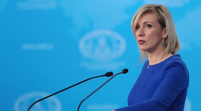 Zakharov told about the words Pompeo after a meeting with Lavrov