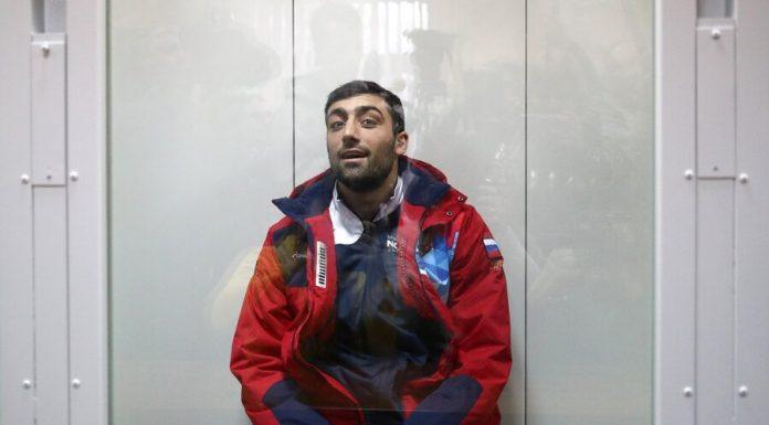 Boxer Kushitashvili was released from jail under house arrest