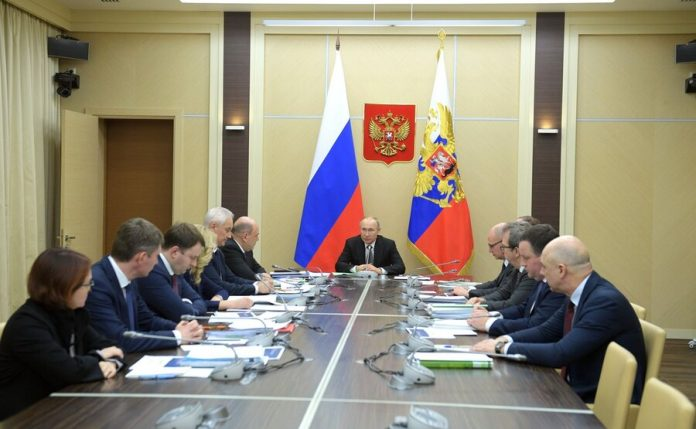 Deputy Secretary of the Russian security Council Mikhail Popov appointed