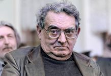 Died playwright Leonid Zorin died