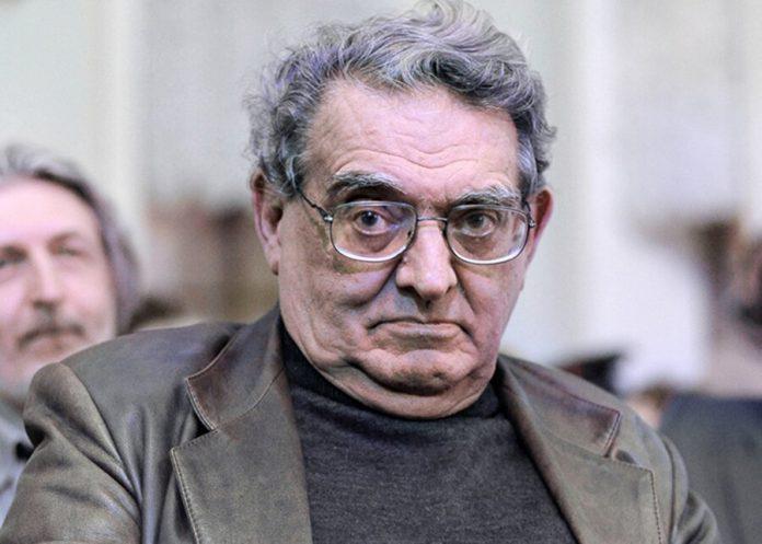 Died playwright Leonid Zorin died