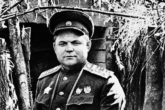 General Vatutin: how Bandera killed the commander of the 1st Ukrainian front