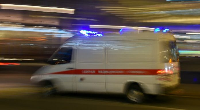In Moscow, a 10-year-old child was wounded in the chest from a pneumatic gun