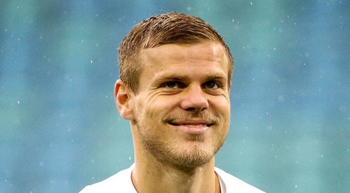 Lokomotiv is exploring the possibility of transfer Kokorina