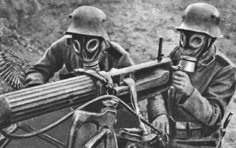 """Polygon """"Tomka"""": how the Germans taught the soldiers to use chemical weapons"""