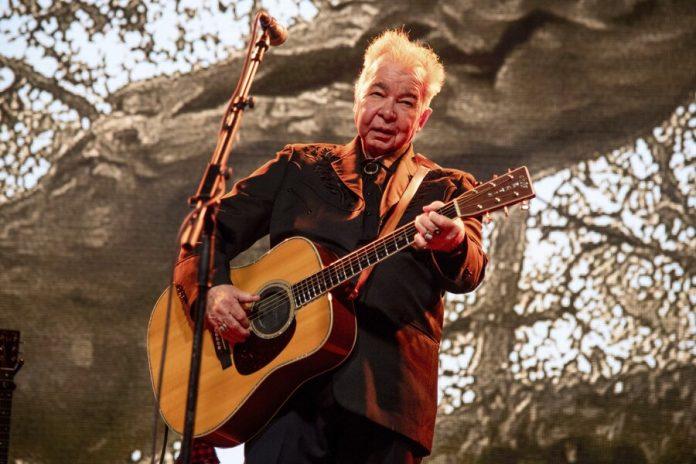 Singer John Prine hospitalized with suspected coronavirus