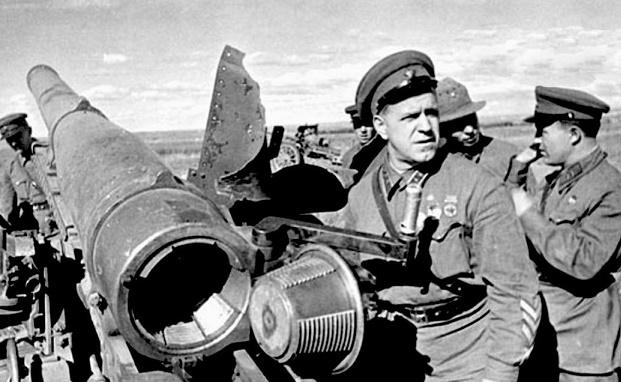 The battle of Khalkhin Gol: the first triumph Zhukov