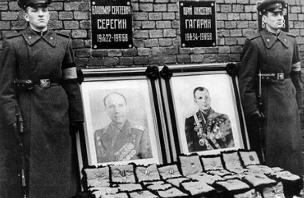 The death of Yuri Gagarin: how they buried the first cosmonaut