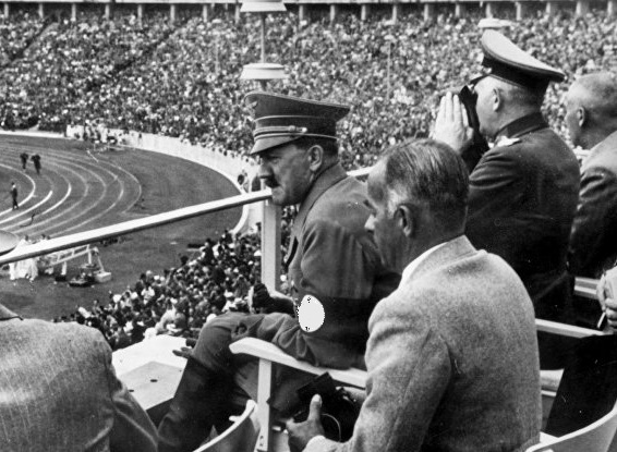 The Olympics in Berlin in 1936: a sporting triumph of Hitler - Law ...