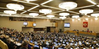 """The state Duma and the Federation Council will take """"anticorrosiveness"""" laws 2 APR"""